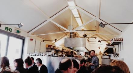 London Hotspot Find: Rochelle Canteen   meltingbutter.com