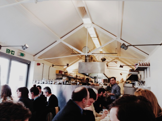 London Hotspot Find: Rochelle Canteen | meltingbutter.com