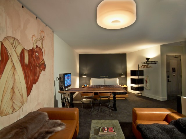 NYC Hotspot Find: Ace Hotel | meltingbutter.com