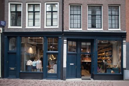 Amsterdam Hotspot Find: Tenue De Nimes | meltingbutter.com
